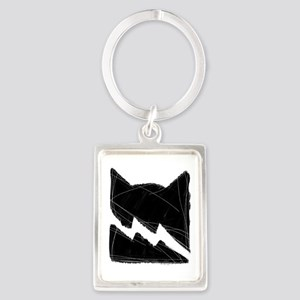 Thunderclan BLACK Keychains