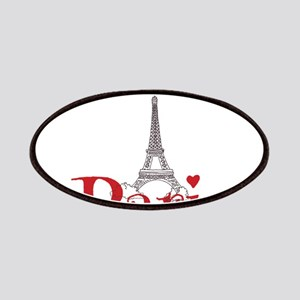 I love Paris Patch