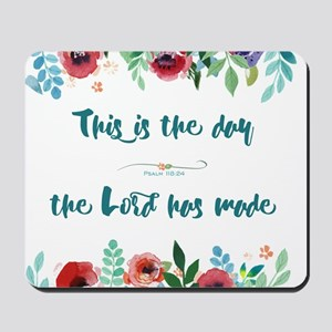 This is the Day Mousepad