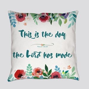 This is the Day Everyday Pillow