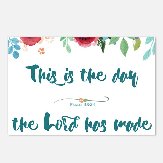 This is the Day Postcards (Package of 8)