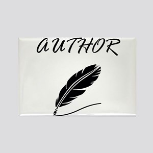 Author Quill Magnets