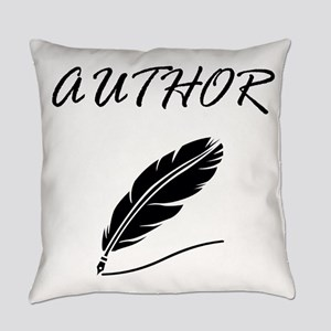 Author Quill Everyday Pillow
