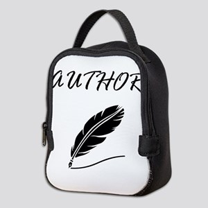Author Quill Neoprene Lunch Bag