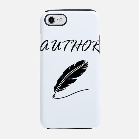 Author Quill iPhone 8/7 Tough Case