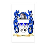 Pavelic Sticker (Rectangle)