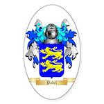 Pavel Sticker (Oval 10 pk)