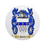 Pavek Round Ornament