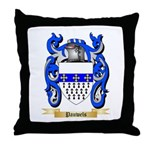 Pauwels Throw Pillow