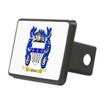 Pauly Rectangular Hitch Cover