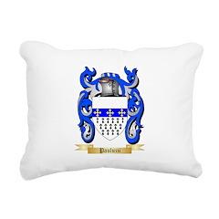 Pauluzzi Rectangular Canvas Pillow