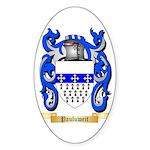 Pauluweit Sticker (Oval 50 pk)