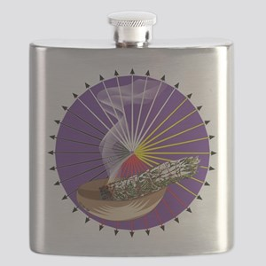 Smudging Flask