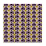 Yellow Starlight Tile Coaster