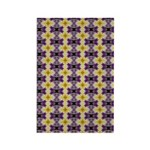 Yellow Starlight Rectangle Magnet (100 pack)