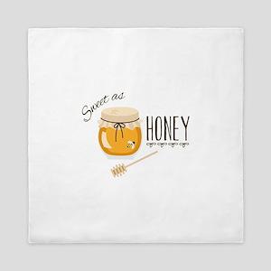 Sweet As Honey Queen Duvet