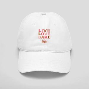 Live Love Bake Cap
