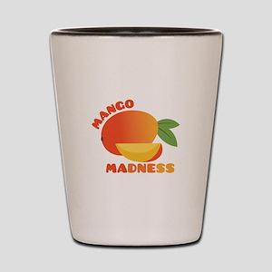 Mango Madness Shot Glass