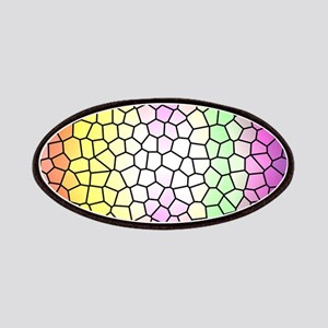 Multicolor mozaic Patch