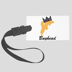 Bughead Luggage Tag