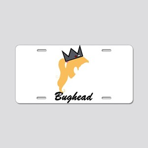Bughead Aluminum License Plate