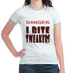 Anti Meth Wear Jr. Ringer T-Shirt