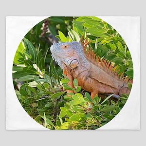 Iguana King Duvet