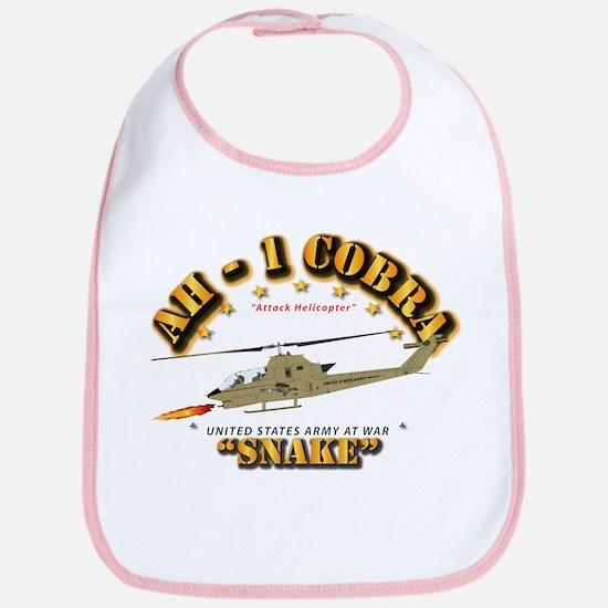 AH-1 Cobra - Snake Bib