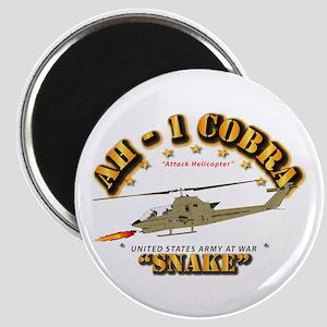 AH-1 Cobra - Snake Magnet