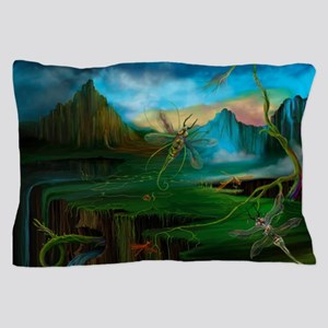 Primordial Climate Change Pillow Case