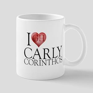 I Heart Carly Corinthos Mug