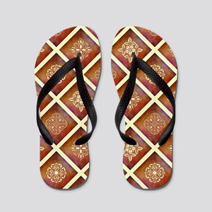 ELEGANT TILE Flip Flops