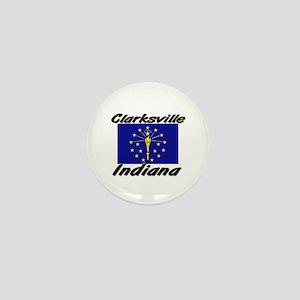 Clarksville Indiana Mini Button