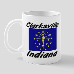 Clarksville Indiana Mug