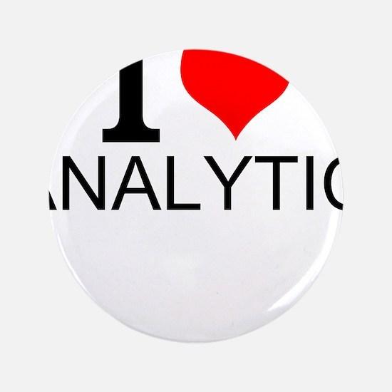 I Love Analytics Button