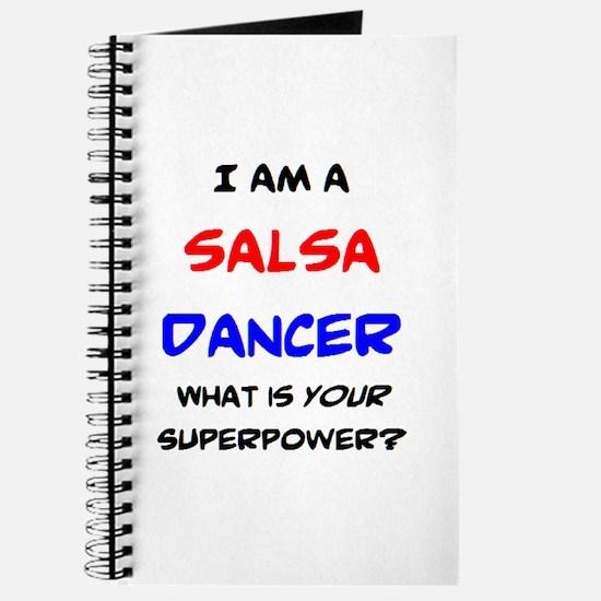 salsa dancer Journal
