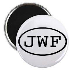 JWF Oval 2.25