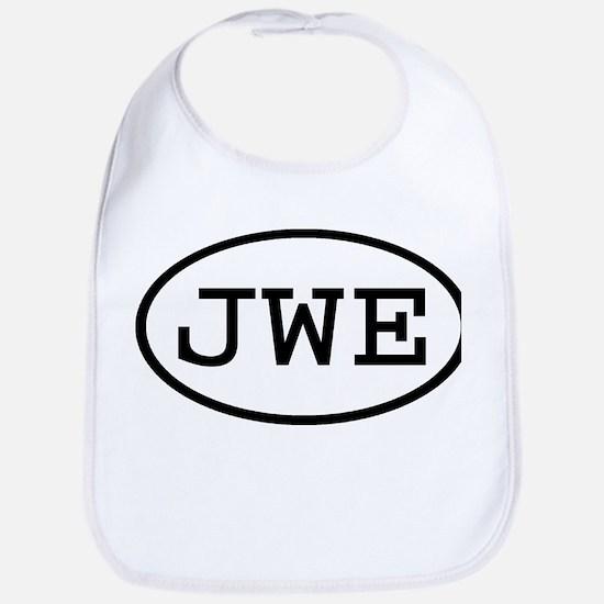 JWE Oval Bib