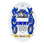 Paull Oval Ornament