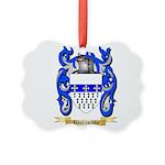 Paulitschke Picture Ornament