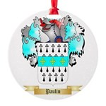 Paulin 2 Round Ornament
