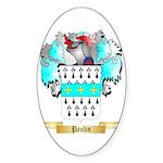 Paulin 2 Sticker (Oval)