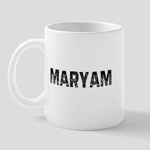Maryam Mug