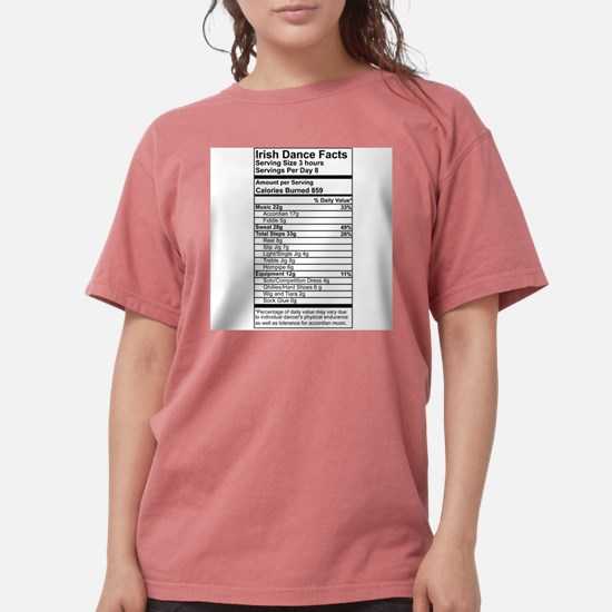 irish dance facts revised T-Shirt