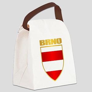 Brno Canvas Lunch Bag