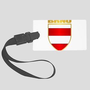Brno Luggage Tag