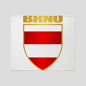 Brno Throw Blanket