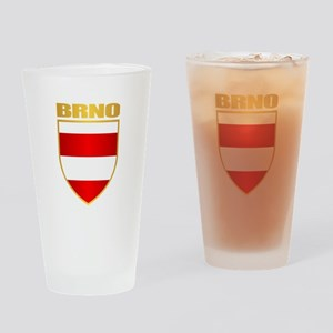 Brno Drinking Glass