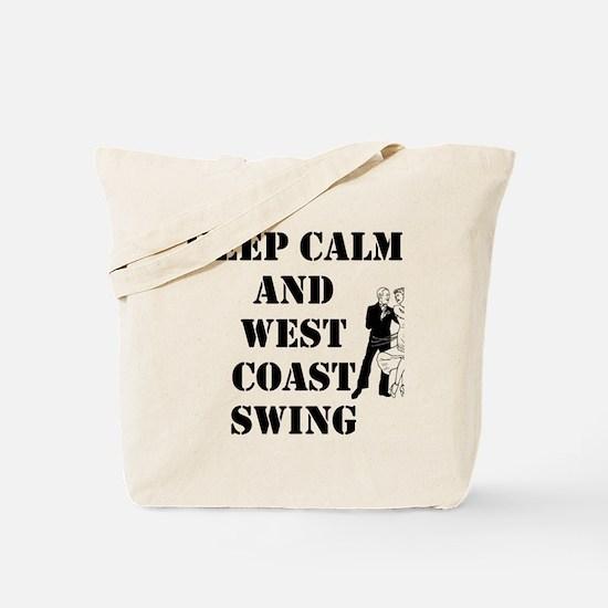 keep calm wcs Tote Bag