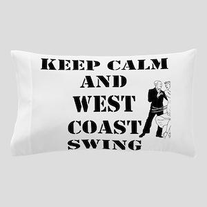 keep calm wcs Pillow Case